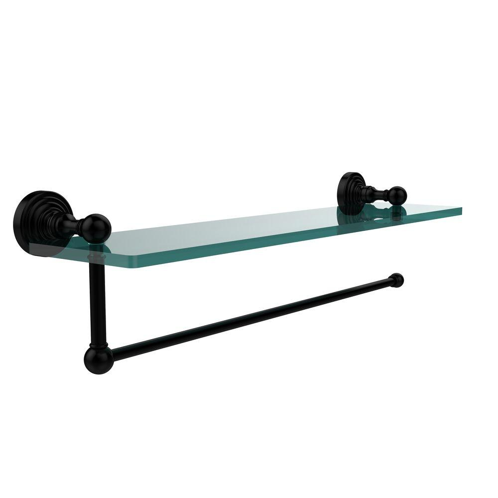 Black - Bathroom Shelves - Bathroom Cabinets & Storage - The Home Depot