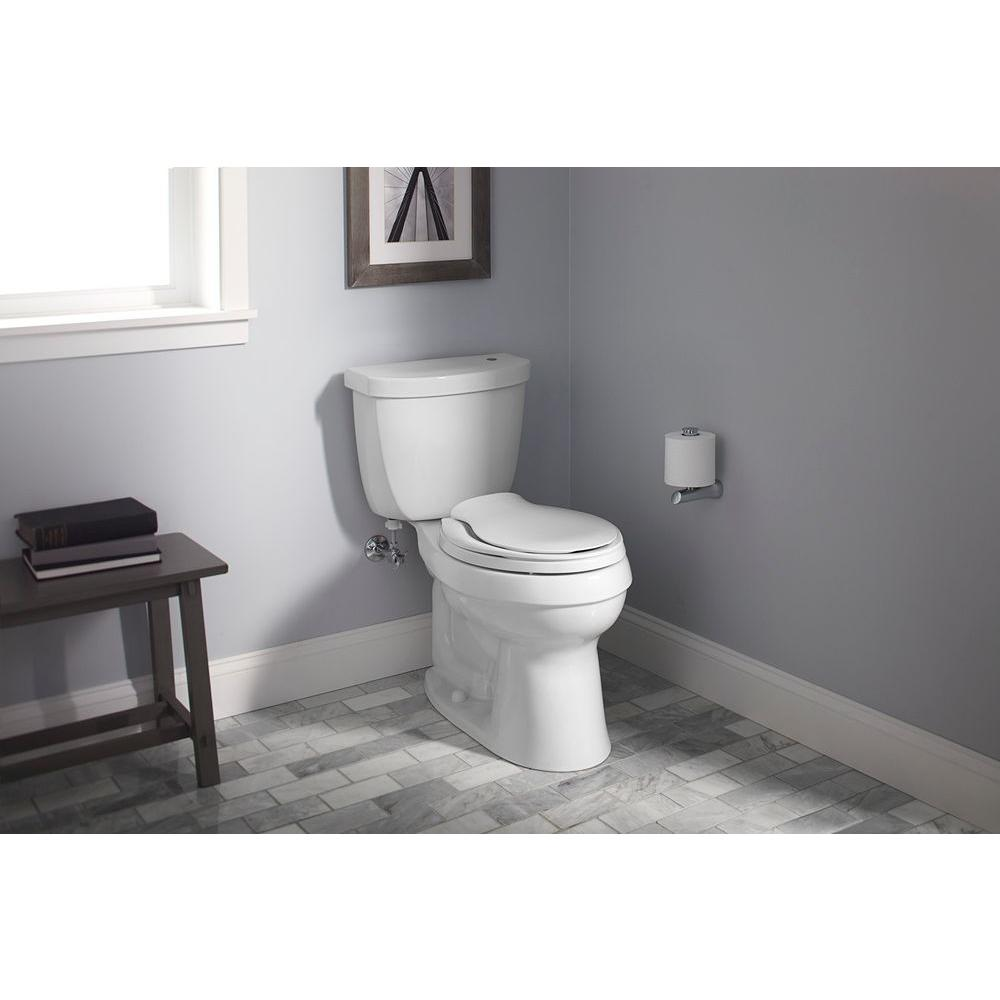 Fine Kohler Transitions Nightlight Elongated Closed Front Toilet Seat In White Onthecornerstone Fun Painted Chair Ideas Images Onthecornerstoneorg