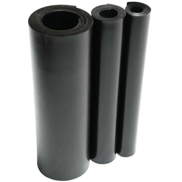 priced per metre Small L Shaped EPDM black rubber extrusion 18mm x 9mm