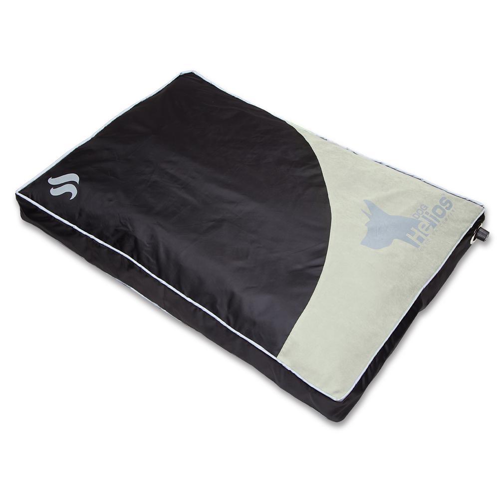 Medium Black Aero-Inflatable Outdoor Camping Travel Waterproof Pet Dog Mat Bed