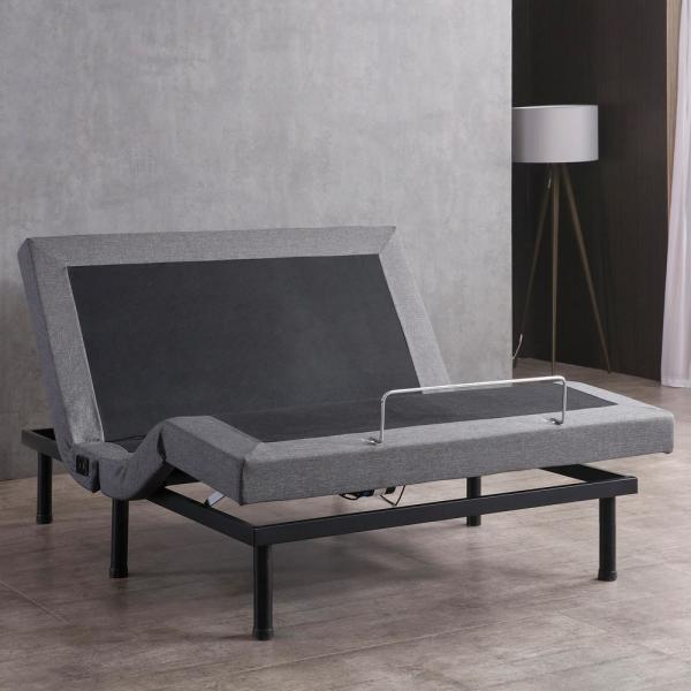 Adjustable Comfort Twin XL-Size Adjustable Bed Base