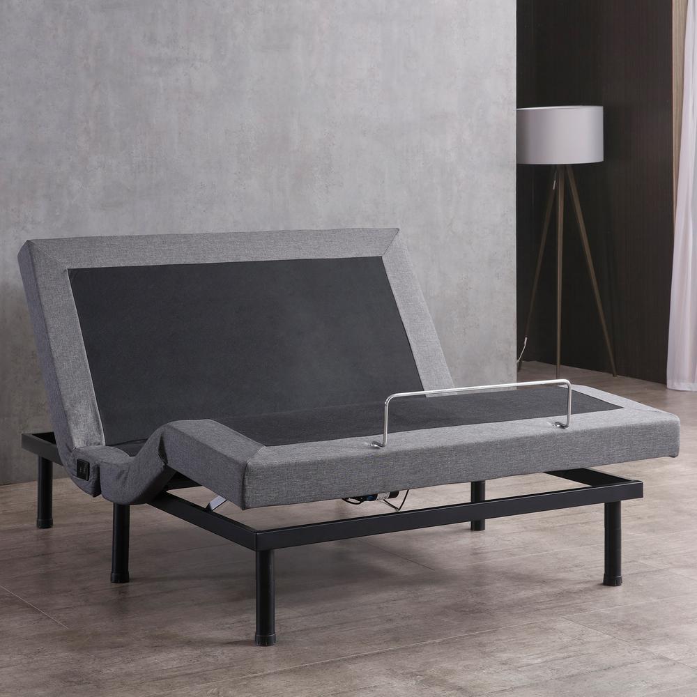 Adjustable Comfort Full-Size Adjustable Bed Base