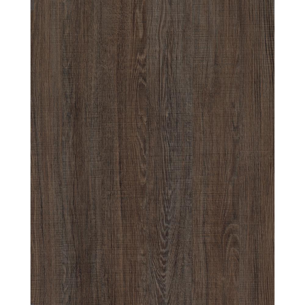 DC Fix 17.7 in. x 78.74 in. Eiche Santana Brown Wood