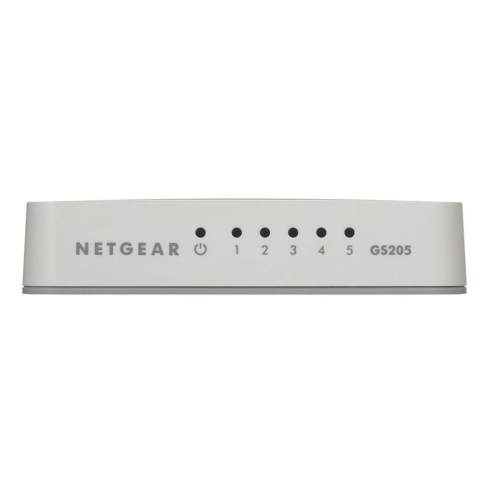 Netgear 5-Port Gigabit Ethernet Switch