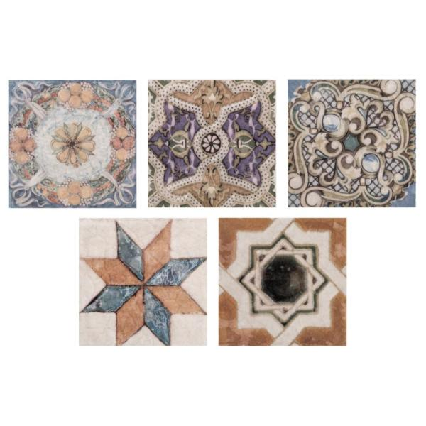 Merola Tile Avila Arenal Taco 2 3 4 In X 2 3 4 In Ceramic Floor And Wall Trim Tile 0 3 Sq Ft Pack Fpm3art The Home Depot
