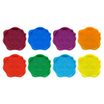 Silicone Wax Seal Charms