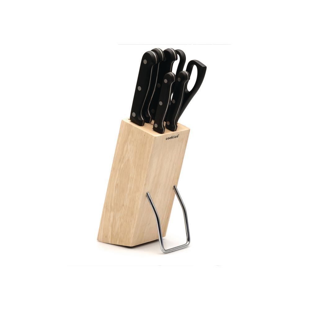 CooknCo 7-Piece Knife Set