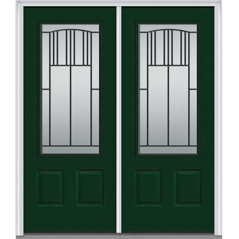 green front doorsGreen  Fiberglass Doors  Front Doors  The Home Depot