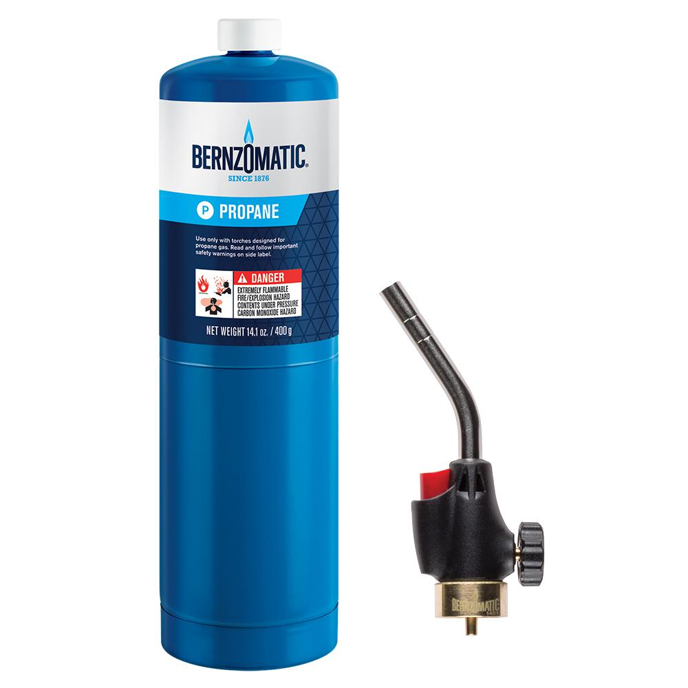 Bernzomatic WK2301 Propane Torch Kit