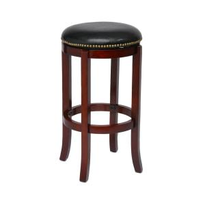Incredible Cordova 29 In Cherry Barstool Machost Co Dining Chair Design Ideas Machostcouk