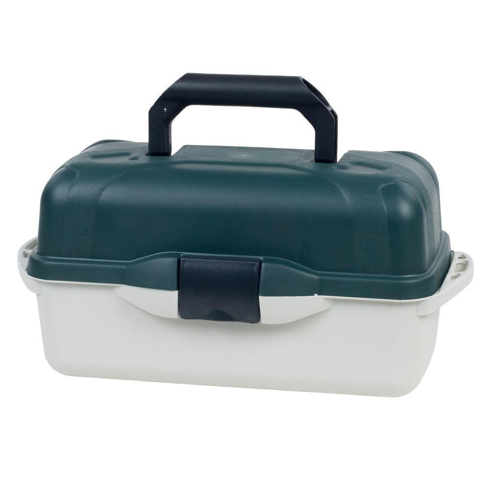 2-Tray Tackle Box Organizer