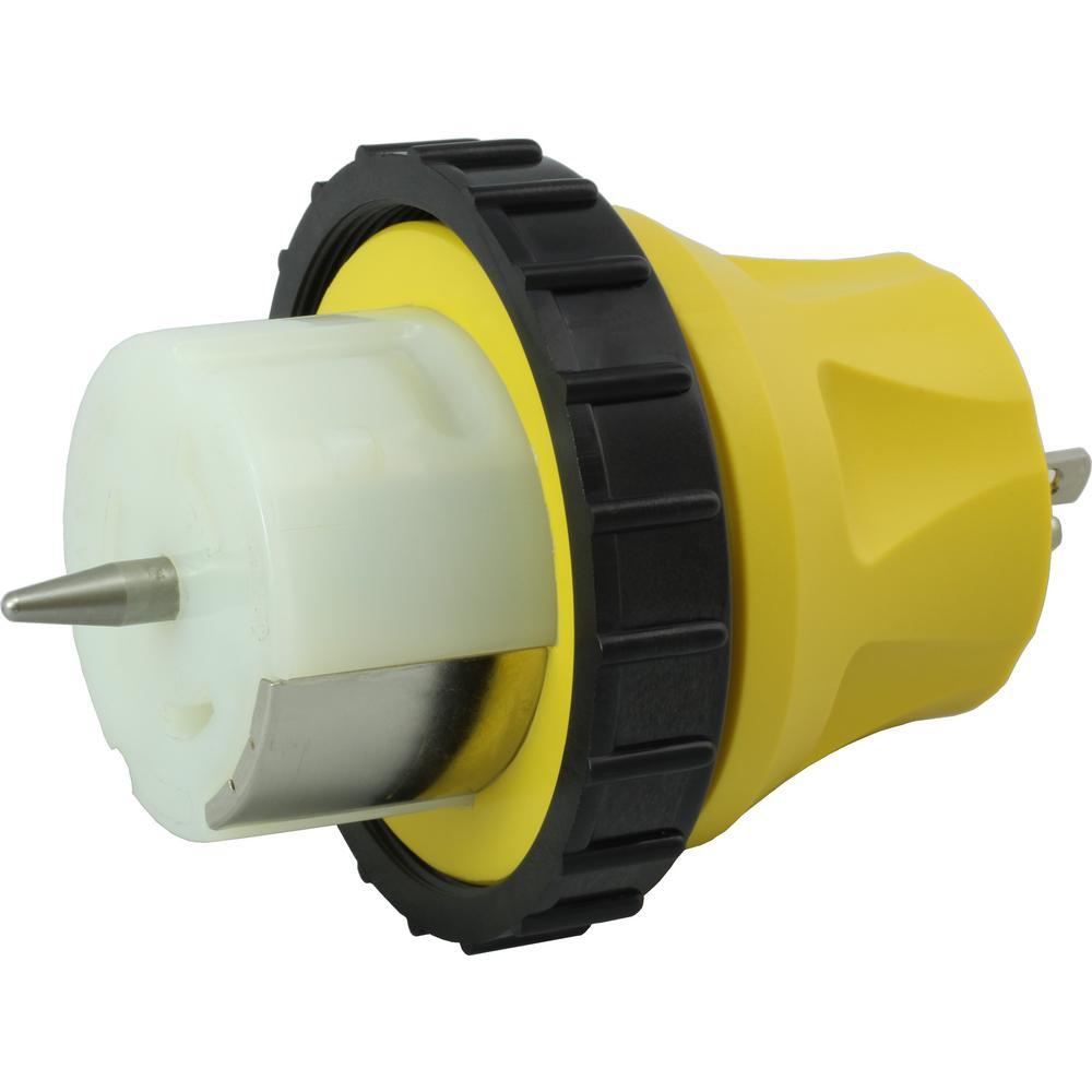 Transfer Switch/Temp Power Adapter Regular Household 15 A...