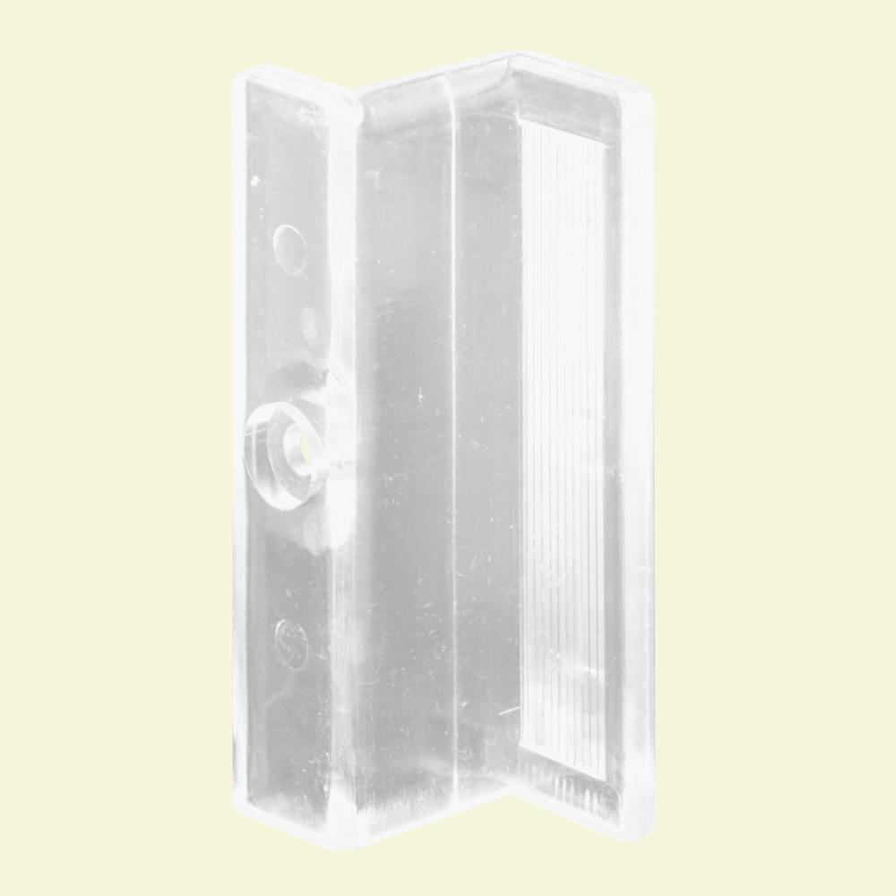 Prime-Line Shower Door Handle Set, Clear