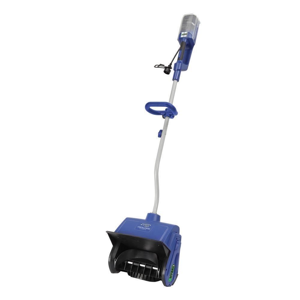 40 Volt Hybrid Cordless Electric Snow Shovel