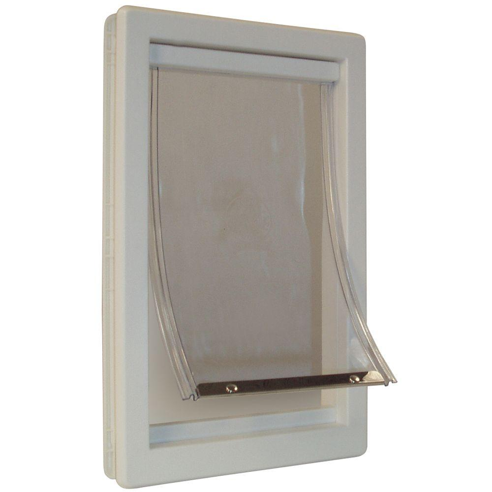 Ideal pet 5 in x 7 in small original frame pet door ppds for Ideal pet doors