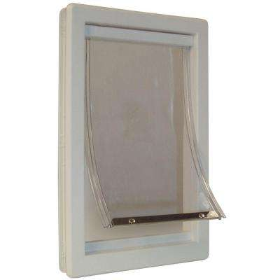 5 in. x 7 in. Small Original Frame Pet Door