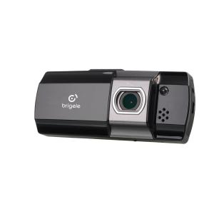 Brigele Full HD 1080p 3MP Dash Cam with 32GB SD Card