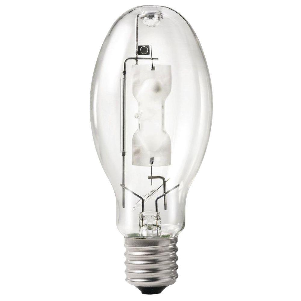320-Watt ED28 Quartz Metal Halide Pulse Start HID Light Bulb (12-Pack)