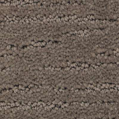 Carpet Sample - Enchantment - Color Griffin Pattern 8 in. x 8 in.