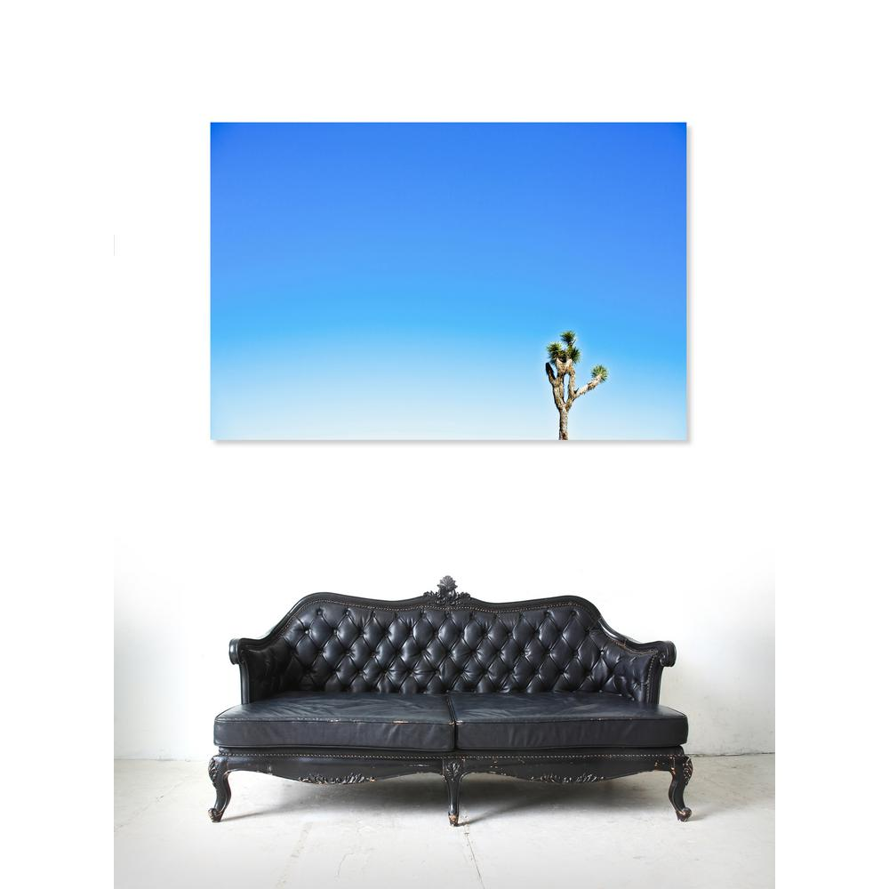 36 in. x 24 in. 'Joshua Tree by Cassandra Eldridge' for