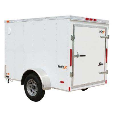 2217 lb. Enclosed Cargo Trailer