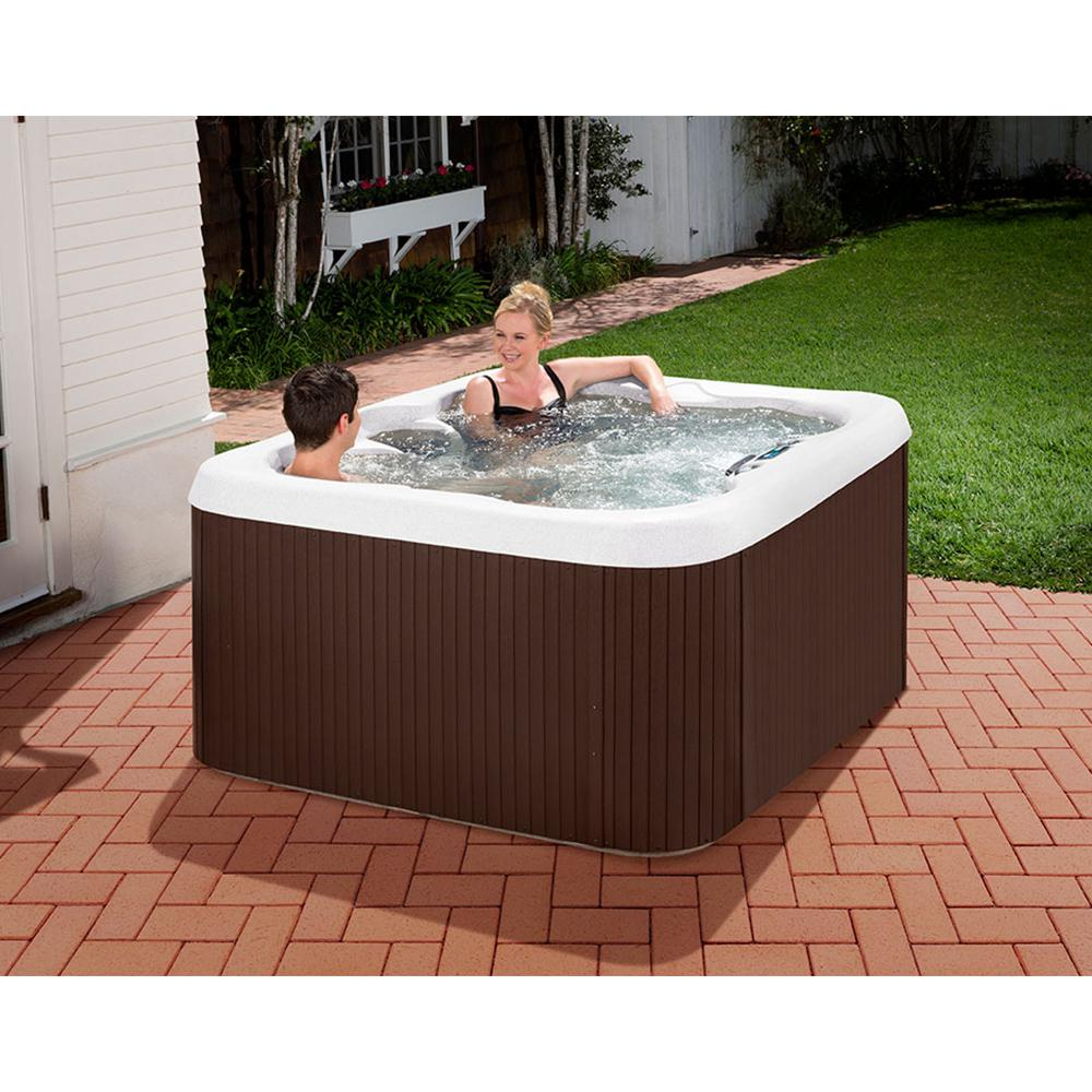 Lifesmart LS100 4-Person Plus, 20-Jet Spa