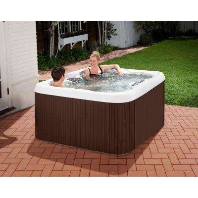 Cheap Hot Tubs >> Ls100 4 Person Plus 20 Jet Spa