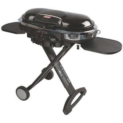 RoadTrip LXE 2-burner Portable Propane Grill LXE in Black