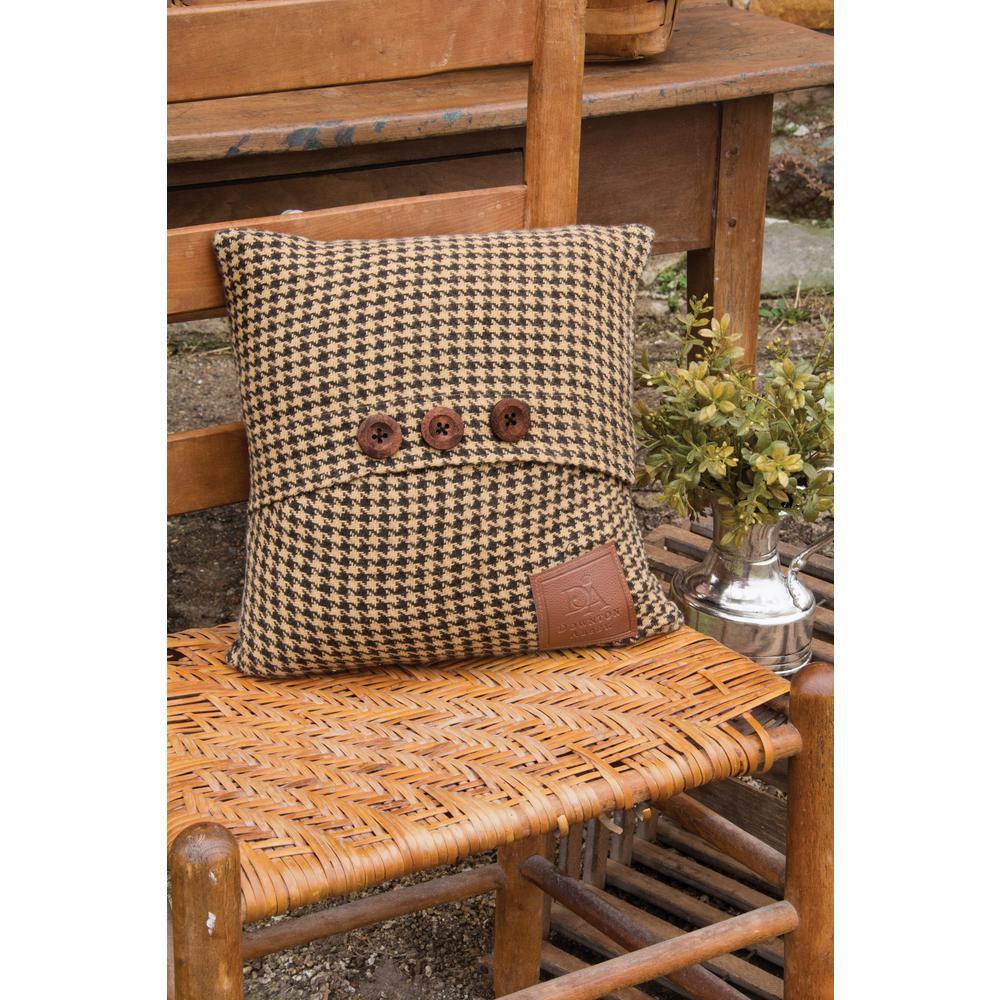 BLACKTAN Throw Pillows Decorative Pillows Home Accents The Cool Black And Tan Decorative Pillows
