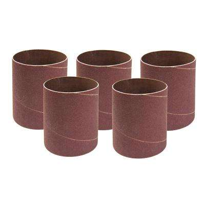 Restorer 120-Grit Restorer with Sanding Roller Sleeves (5-Pack)