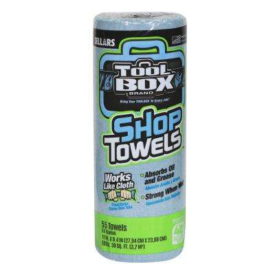 55-Count Shop Towel Roll