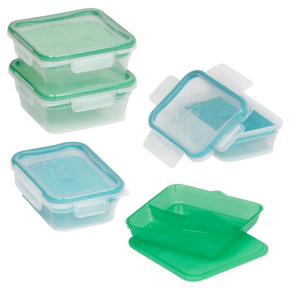 Total Solutions Food Storage ToGo 14-Piece Value Pack Set