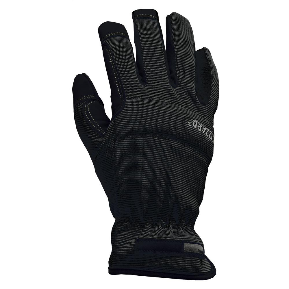 Firm Grip XX-Large Blizzard Gloves with Hand Warmer Pocket