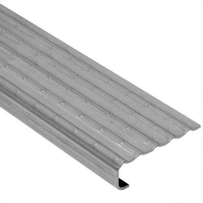 Trep EK Stainless Steel 1 8 in  x 8 ft  2. Stainless Steel   Tile Edging   Trim   Tile Tools   Supplies   The