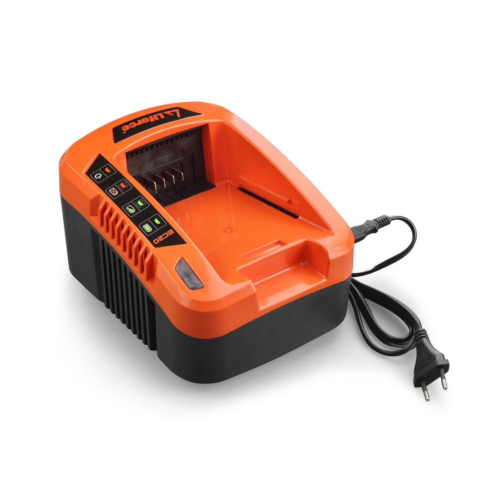 40-Volt 2.0Ah Lithium-Ion Battery Charger