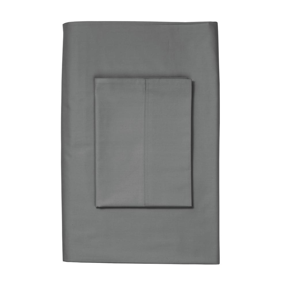Legends Luxury Supima Sateen Solid Duvet Cover