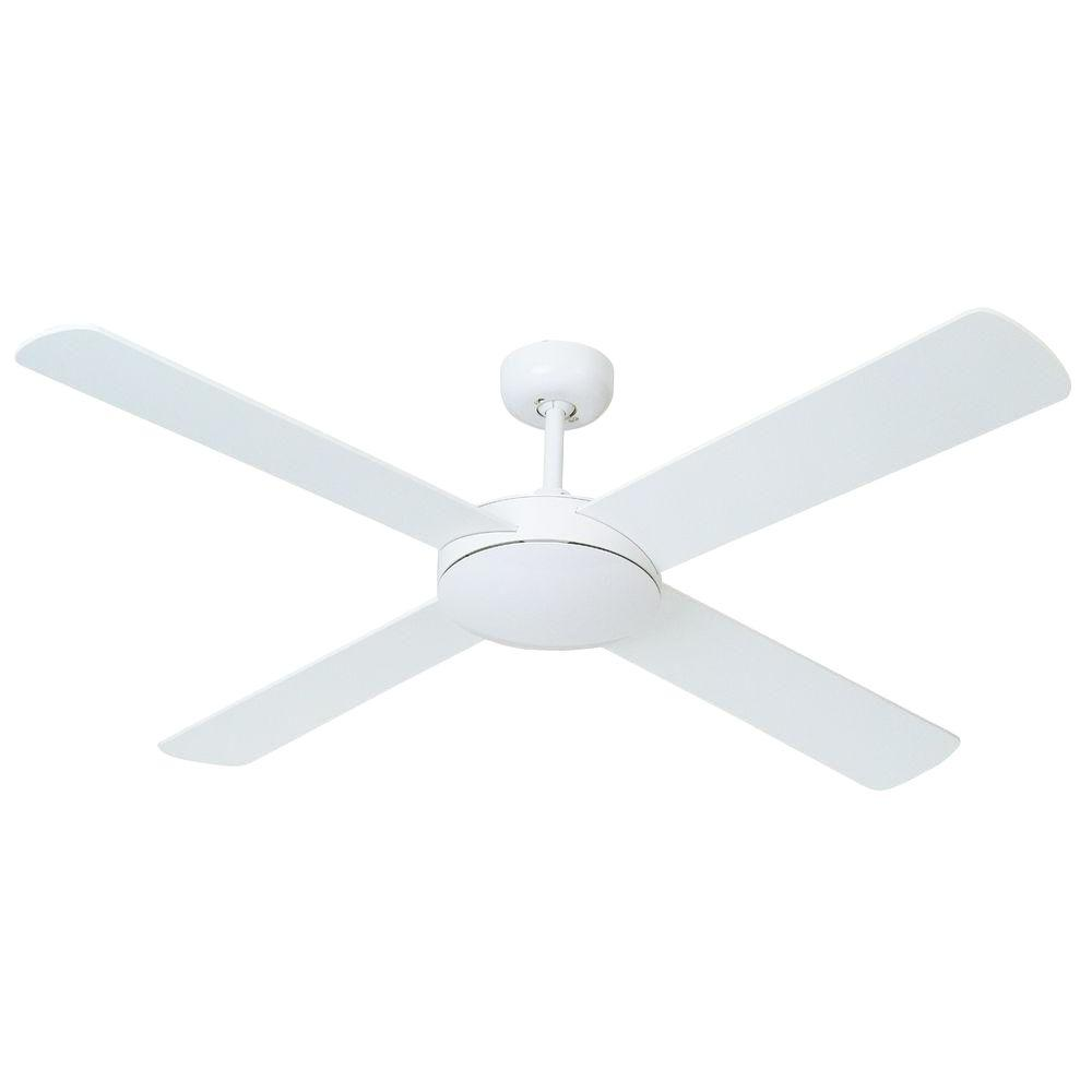 Hampton Bay Futura Eco 52 in. White Ceiling Fan