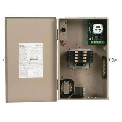 CH 125 Amp 8-Space 8-Circuit Outdoor Pool Panel