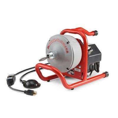 115-Volt K40 Sink Machine with C-13 5/16 in. Inner Core Cable