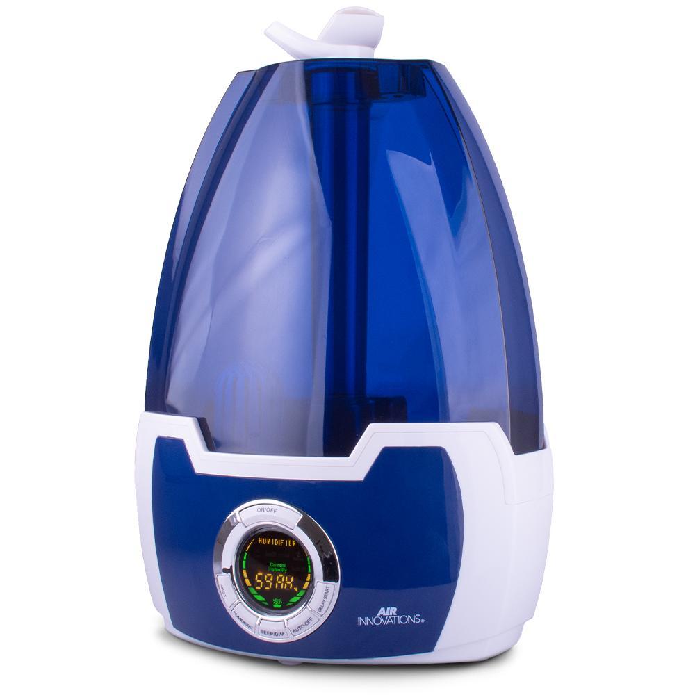 Leopard Air Innovations Clean Mist Digital Ultrasonic Humidifier