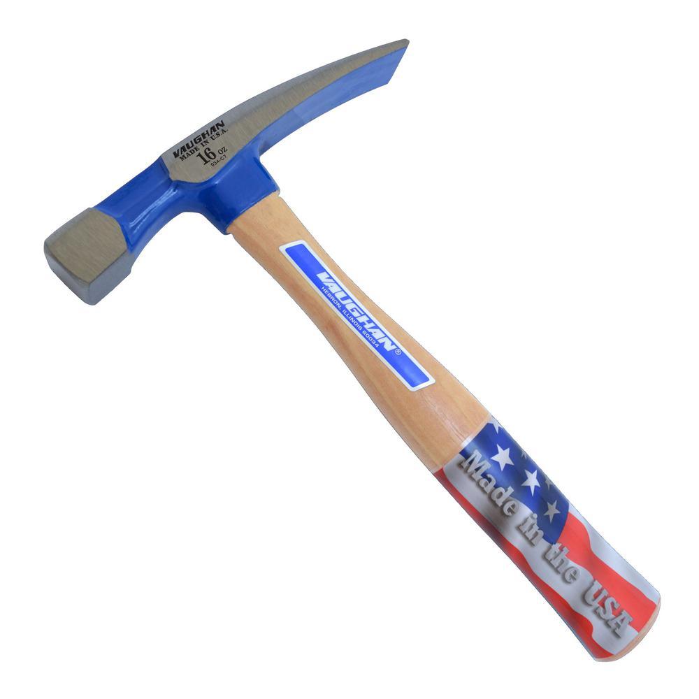 16 oz. Bricklayer's hammer