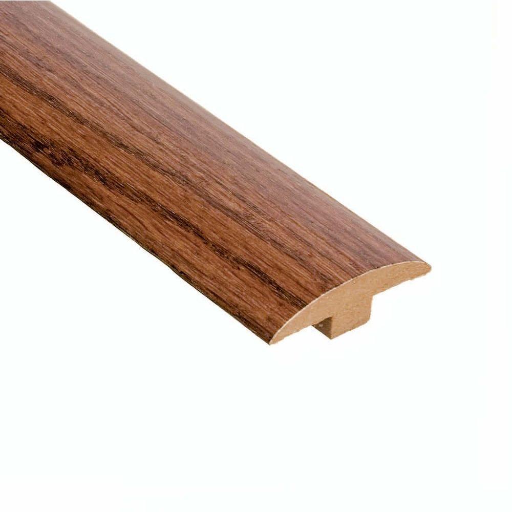 Oak Verona 3/8 in. Thick x 2 in. Wide x 78 in. Length T-Molding