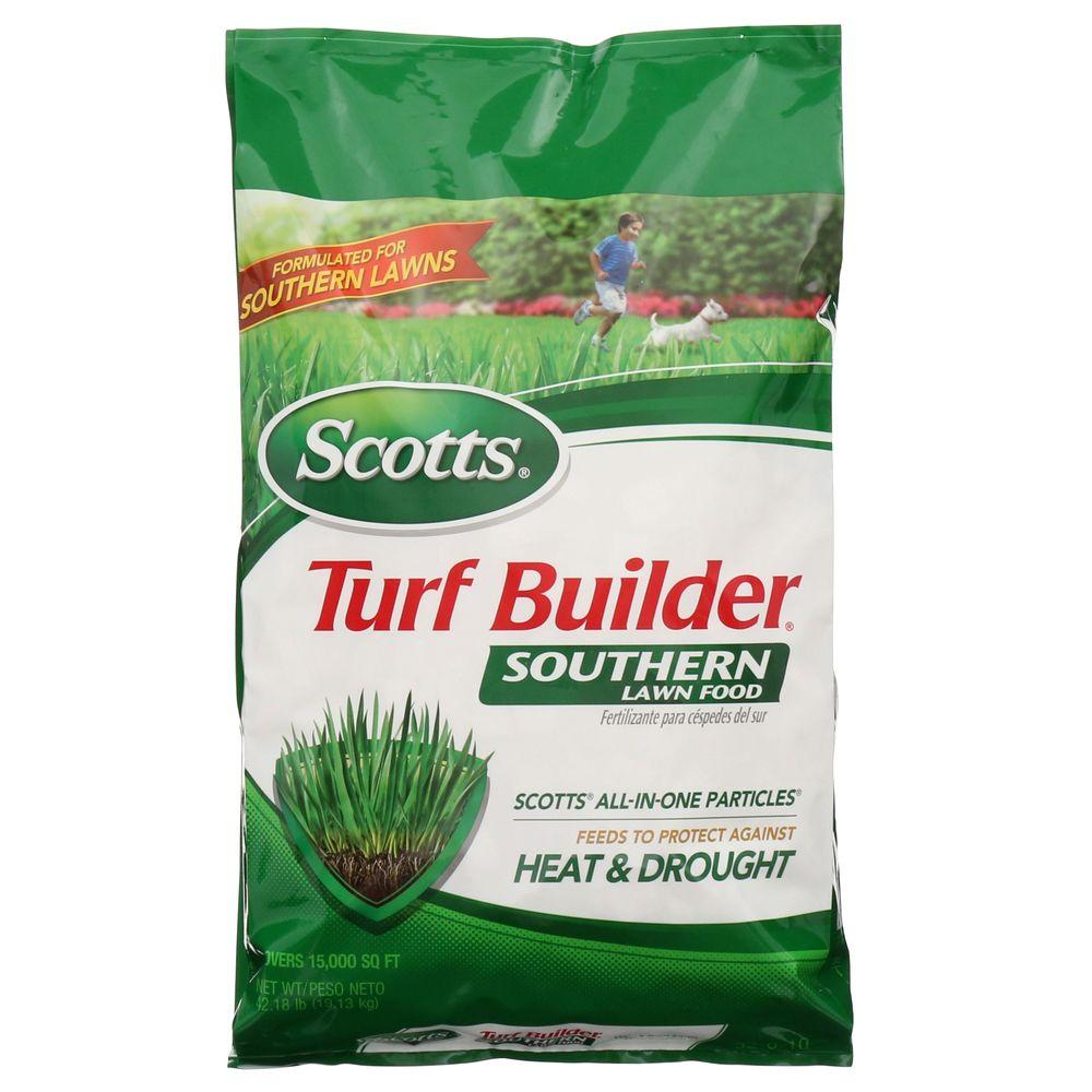 Scotts 42.5 lb. Southern Turf Builder Lawn Fertilizer