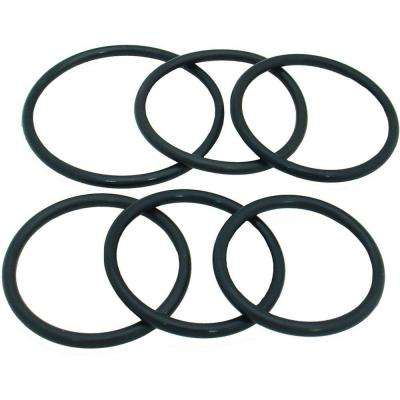 Large Rubber O-Ring Set #2 (6-Piece)