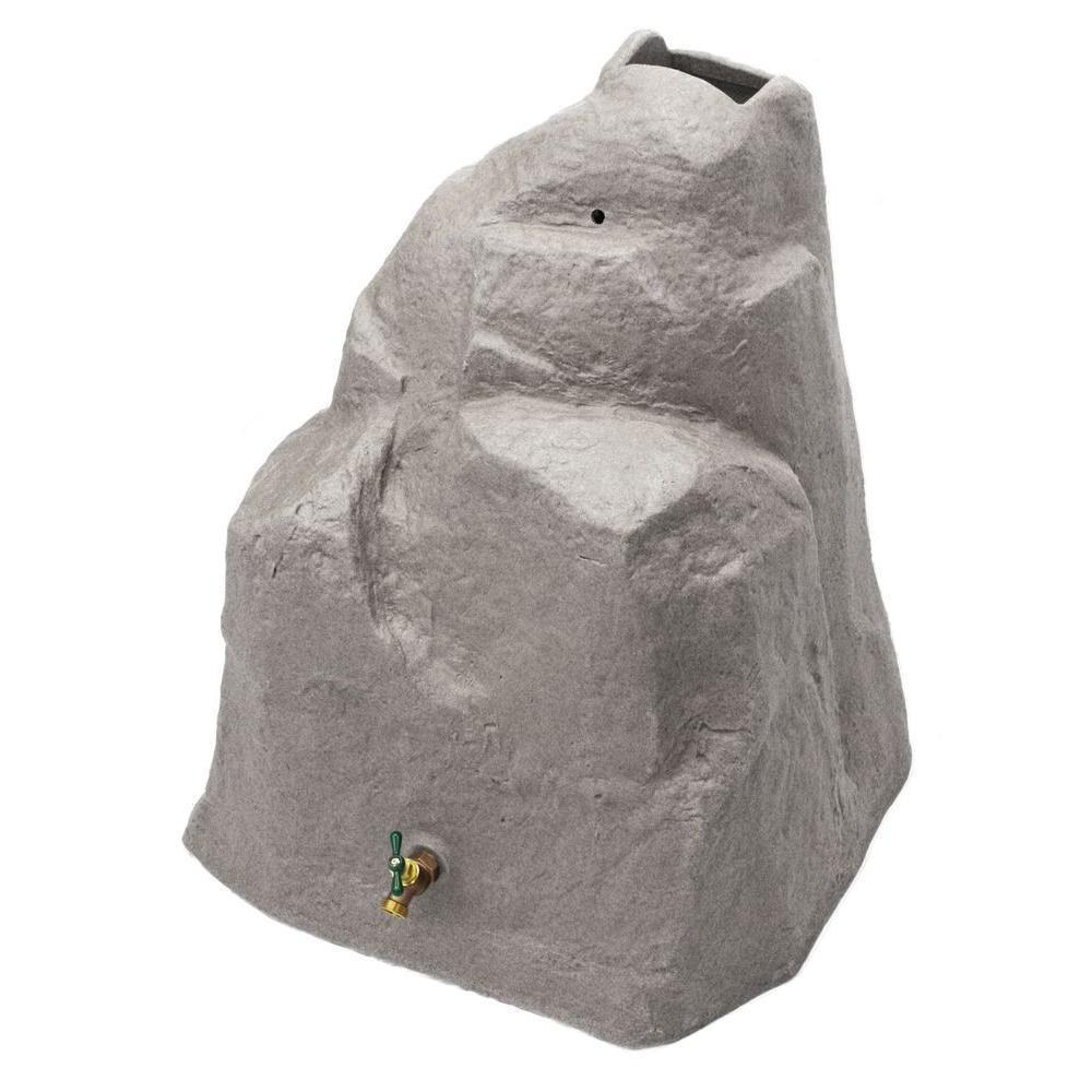 Good Ideas 42 Gal. Rock Light Granite Rain Wizard