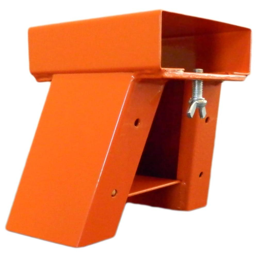Super Steel Sawhorse Brackets Jm7726 The Home Depot