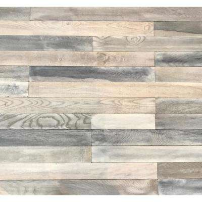 Shiplap 1/2 in. x 3.5 in. x 3 ft. Untreated/Engineered Appearance Board