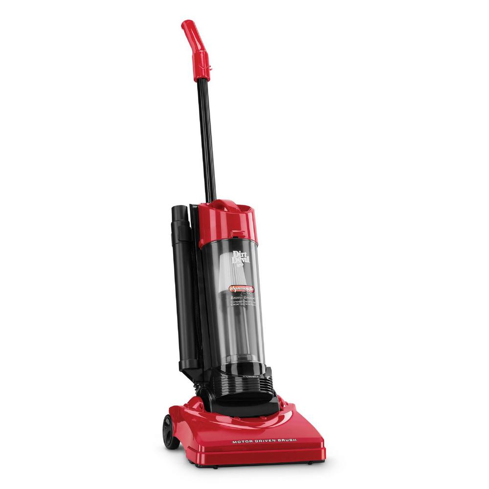 Dynamite Plus Bagless Upright Vacuum Cleaner with Tools
