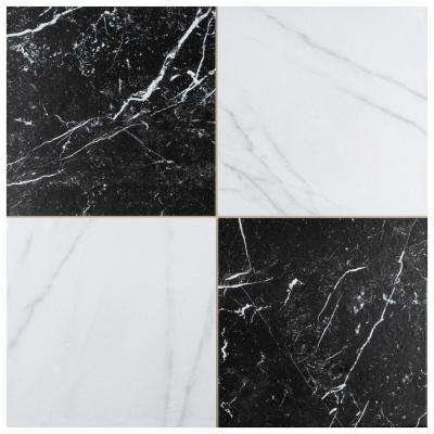 Ruzzini 17-7/8 in. x 17-7/8 in. Porcelain Floor and Wall Tile (11.33 sq. ft. / case)