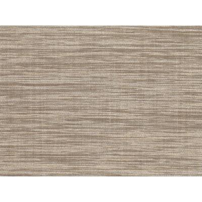 72 sq. ft. Cavite Brown Grass Cloth Wallpaper